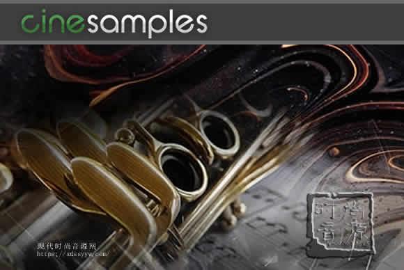 Cinesamples CineWinds Pro v1.4.KONTAKT木管风专业扩展