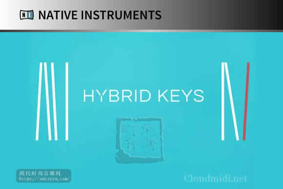 Native Instruments Hybrid Keys v1.1.1 KONTAKT 混合钢琴键盘音色