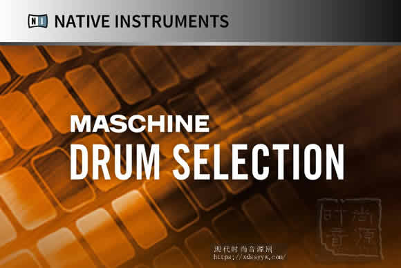 Native Instruments Maschine Drum Selection KONTAKT