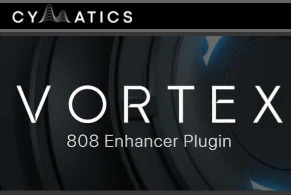 Cymatics Vortex v1.0.3 PC MAC饱和度插件