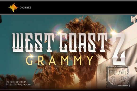 Digikitz West Coast Grammy 2 PC MAC西海岸格莱美2