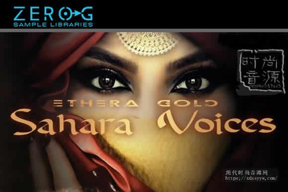 Zero-G ETHERA Gold Sahara Voices KONTAKT 民族之音