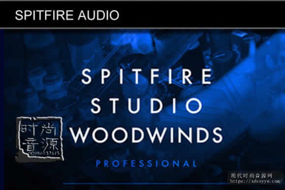 Spitfire Audio Spitfire Studio Woodwinds Professional KONTAKT喷火工作室木管专业版