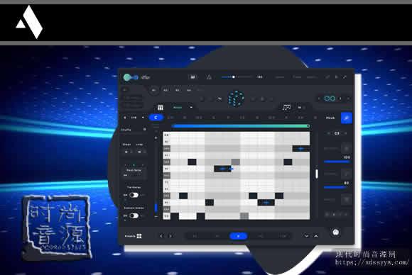 Audiomodern Riffer v3.0.0 PC MAC智能MIDI工具