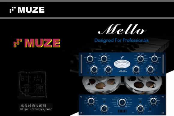 Muze Mello KONTAKT 综合音源