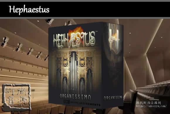 Hephaestus Sounds Organissimo KONTAKT史诗管风琴