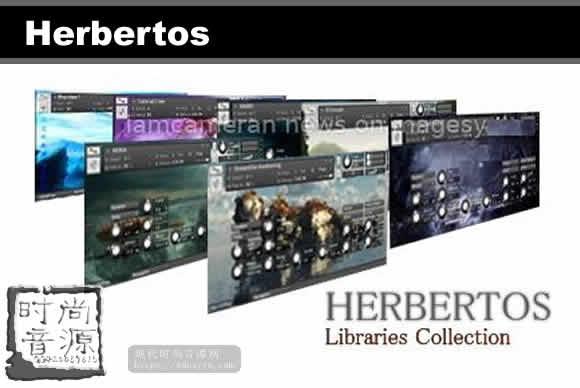 Herbertos Libraries Collection (KONTAKT)极品综合背景音效