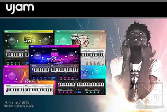 UJAM Beatmaker Bundle 2.1.2 PC鼓合成器集