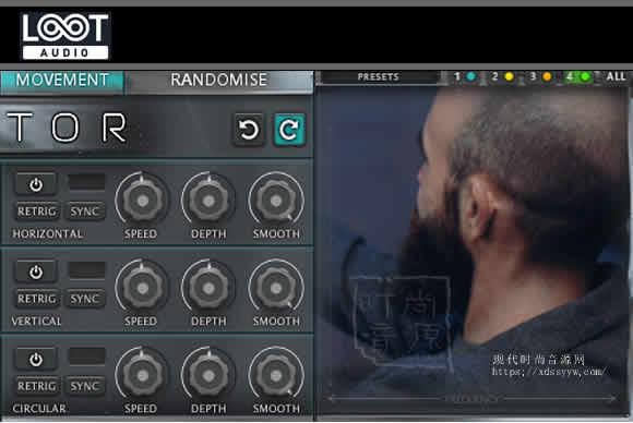 Loot Audio Vektor KONTAKT 电影合成器