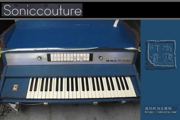 Soniccouture Rocksichord Library KONTAKT 电子大键琴音色