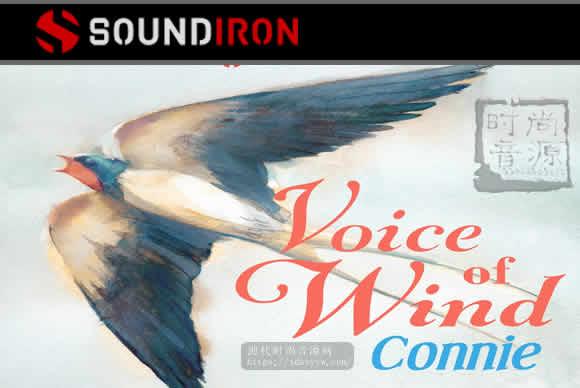 Soundiron Voice of Wind Connie 1.0 KONTAKT风之声:康妮女声独唱