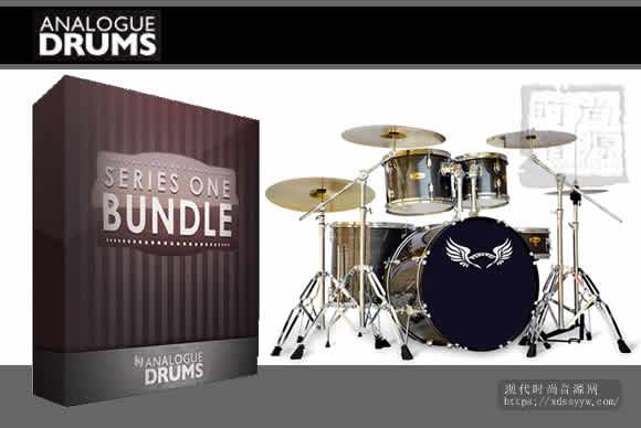Analogue Drums Series One Bundle KONTAKT