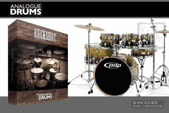 Analogue Drums BuckShot KONTAKT WAV EXS24
