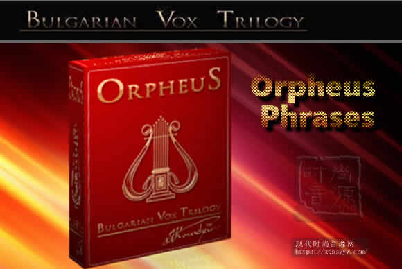 Audiogrocery Orpheus Phrases KONTAKT 保加利亚合唱团