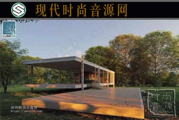 Lumion 11 Pro(3D渲染软件) V11.0 中文离线版(附补丁+安装教程)