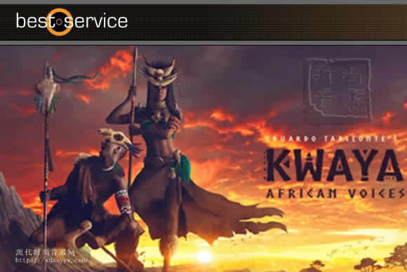 Best Service Kwaya Library KONTAKT非洲草原美声