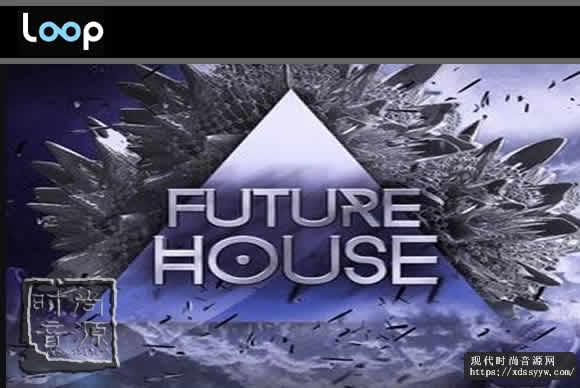 Audio Masters Future House WAV AiFF APPLE LOOPS