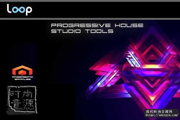 Ambersonic Samples Progressive House Studio Tools WAV MiDi