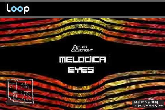 After Midnight Melodica Eyes  WAV REX AiFF 合成和旋律素材