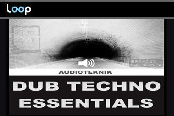 Audioteknik Dub Techno Essentials WAV