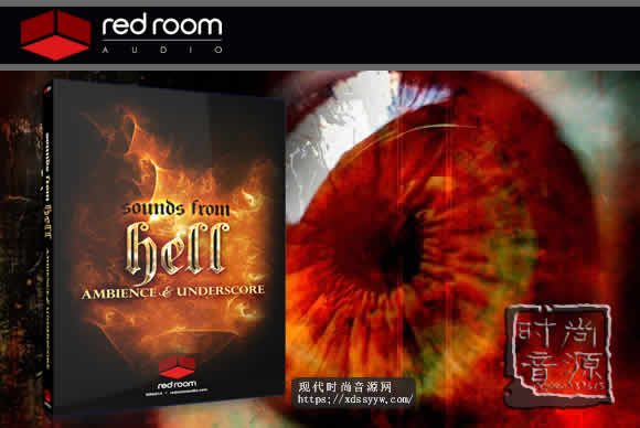 Red Room Audio Sounds From Hell Ambience & Underscore KONTAKT黑暗恐怖音效