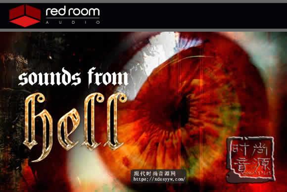 Red Room Audio Sounds From Hell Hits & Transitions KONTAKT黑暗恐怖悬疑电影工具库