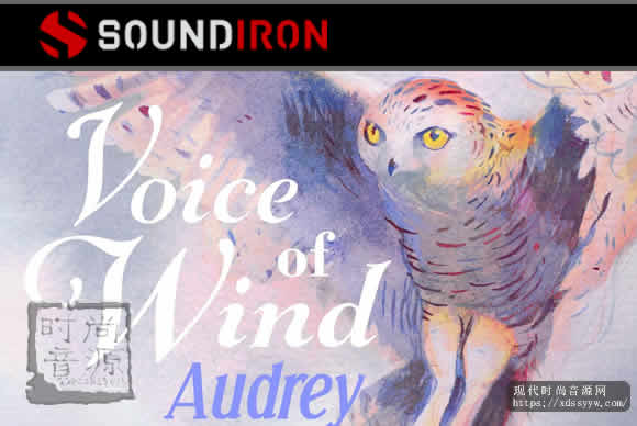 Soundiron Voice of Wind: Audrey KONTAKT风之声:奥黛丽女声独唱