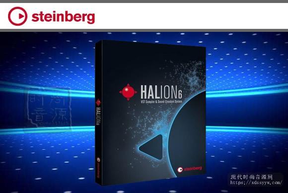 Steinberg HALion 6.4.30 Win/MacOS 综合音源黑龙6.4