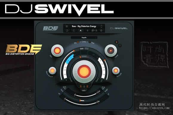 DJ Swivel BDE v1.0 PC失真效果
