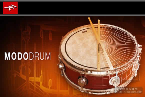 IK Multimedia MODO DRUM 1.1.3 WIN/MAC鼓音源