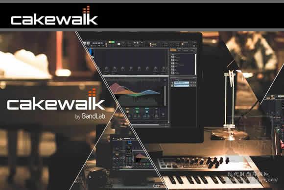 BandLab Cakewalk 27.06.0.058 x64 PC 经典音乐制作软件