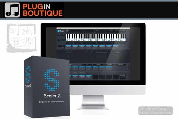 Plugin Boutique Scaler 2 v2.4.1 PC MAC好和弦助手