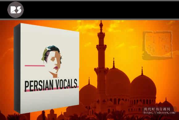 Rast Sound Persian Vocals KONTAKT中东波斯声乐库