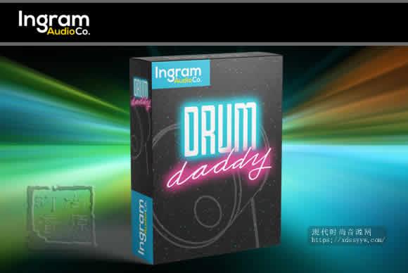 Ingram Audio Drum Daddy 1.0 KONTAKT完美鼓音