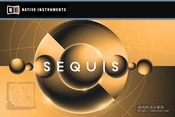 Native Instruments SEQUIS v1.0 KONTAKT合成器