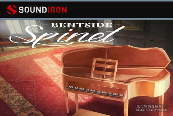Soundiron Bentside Spinet KONTAKT巴洛克键盘